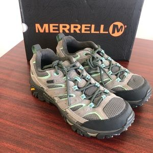 Merrell Moab 2 wp Womens Size 9 Wide